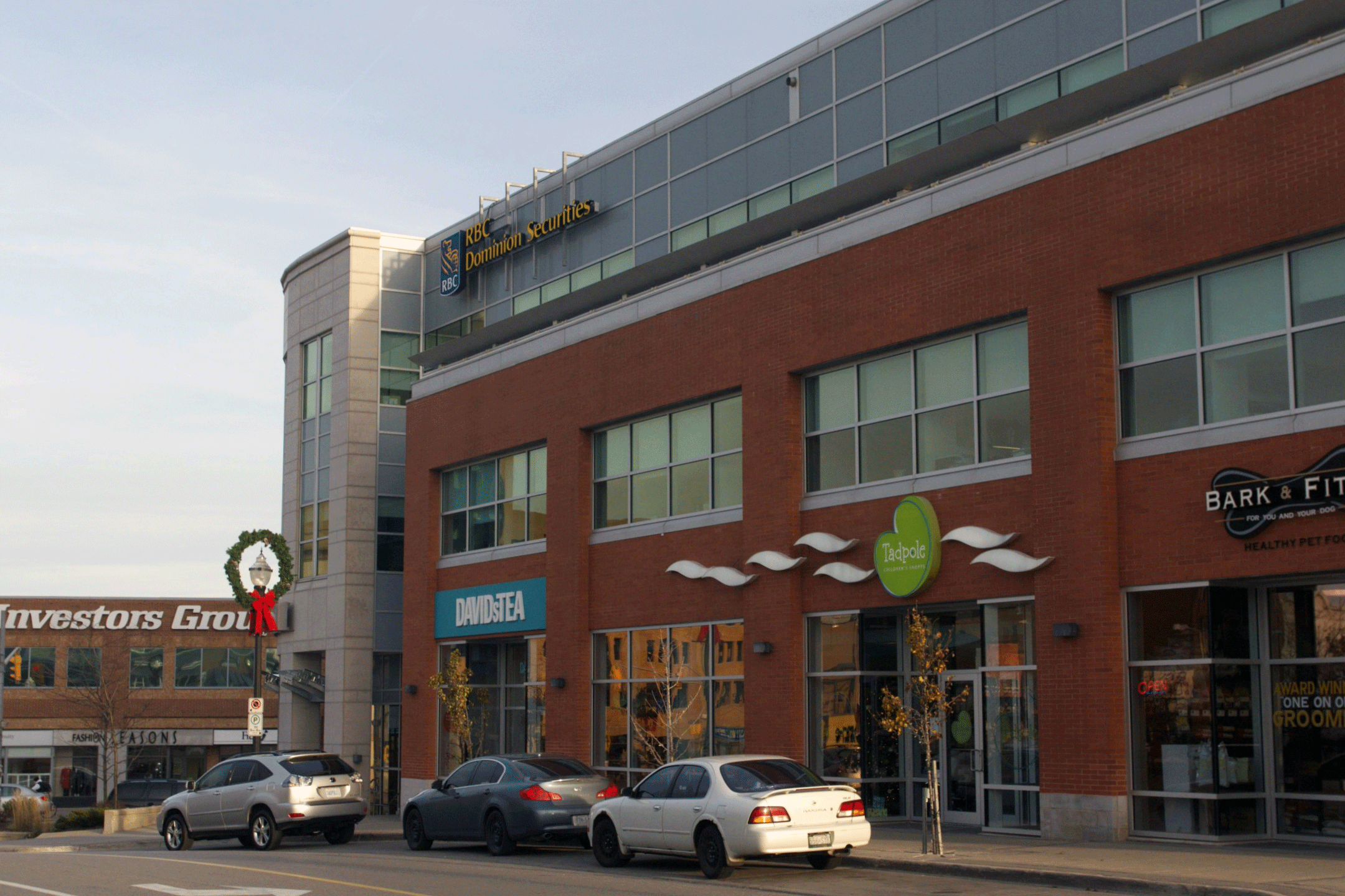 retail space in the center of waterloo